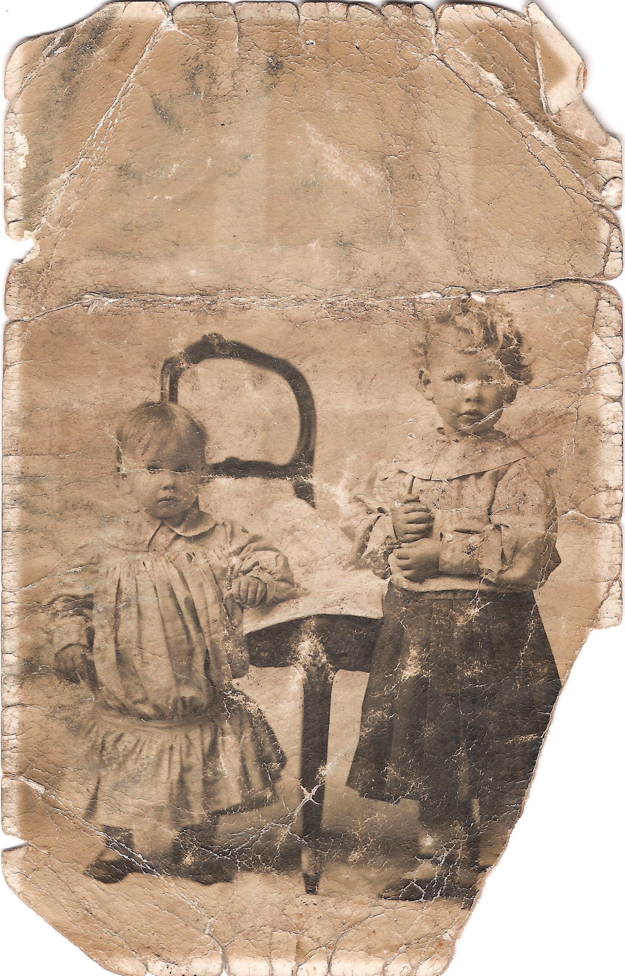 1911+- Gretta, Griff