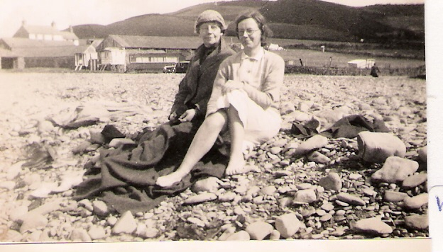1935 Mary Gretta in Wales