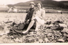 1935 Mary Gretta in Wales