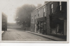 1910ish The stationery shop, Chapel en le Frith